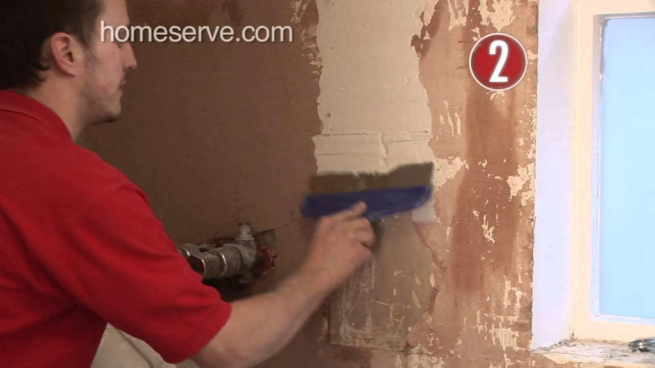 - How To Prepare For Tiling - HomeServe Video Guide - YouTube