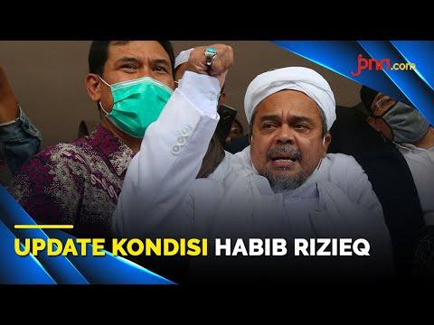 Kuasa Hukum Ungkap Kondisi Terkini Habib Rizieq
