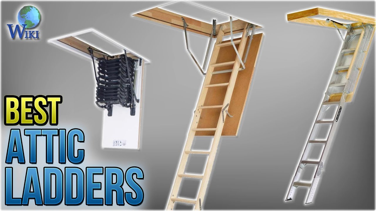 Pull Down Stairs For Loft 6 Best Attic Ladders 2018