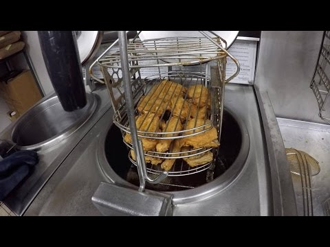 BTS: Frying Chicken With KFC