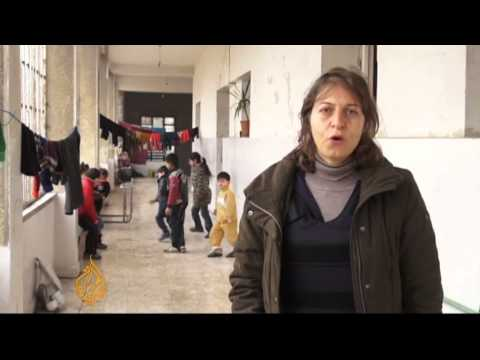 Aid fails to reach many Syrians in need