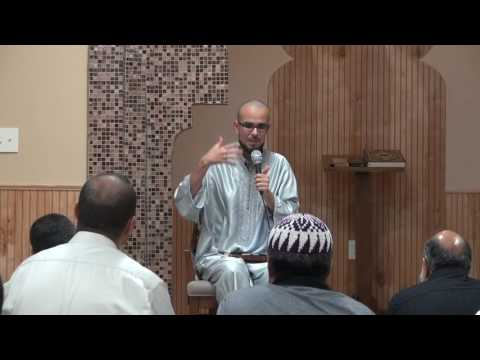2016 Ramadan - On Obssession to Accumulate - Sh Hassan Lachheb