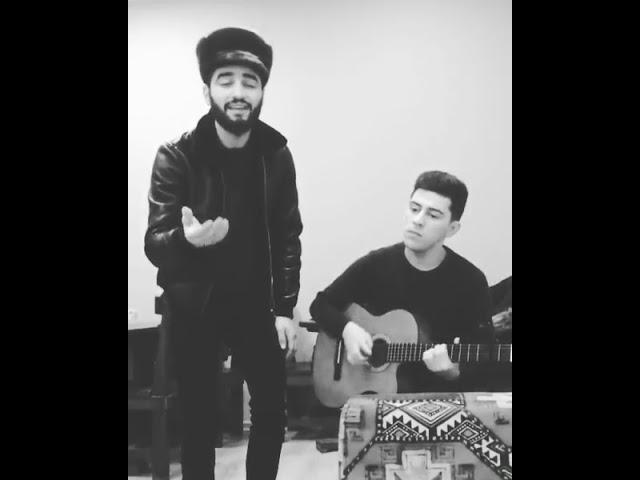 Hardadi Yarim Samil Memmedli Ft Seymur Memmedov Instagram Videolari Chords Chordify