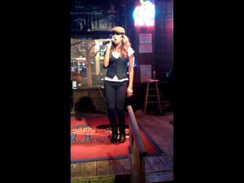 Sandra McCoy at the Wild Beaver