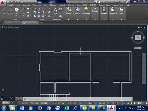 Auto Cad in Somali 2nd lesson