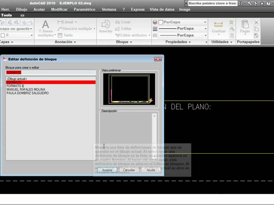 04 Expresion Diesel para Autonumerar planos