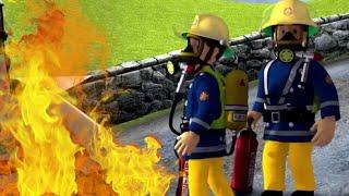Strażak Sam bajki po polsku nowe odcinki | Ciężarówka w ogniu Bajki dla dzieci