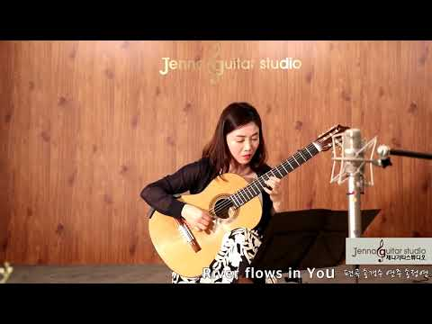 Jenna Song - River Flows in You