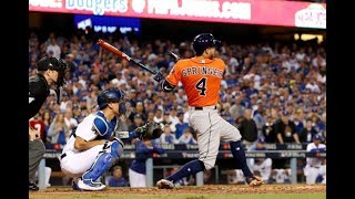 2017 MLB Postseason: The Home Runs