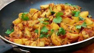 Mooli Curry | Radish/Mooli Ki Sabzi | Easy Cook With Atul Kochhar