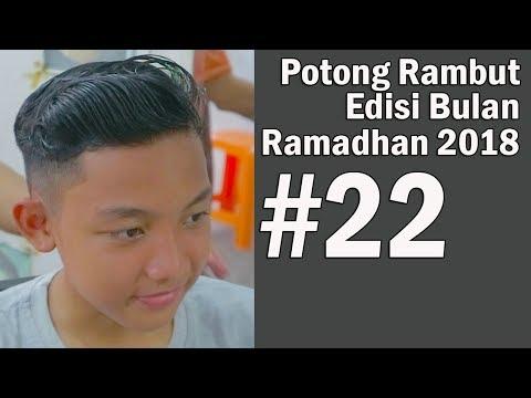 GAYA RAMBUT ANAK SMP JAMAN NOW !! 2018 ( Step By Step ) Indonesia