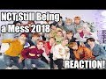 NCT still being a mess in 2k18 Reaction!