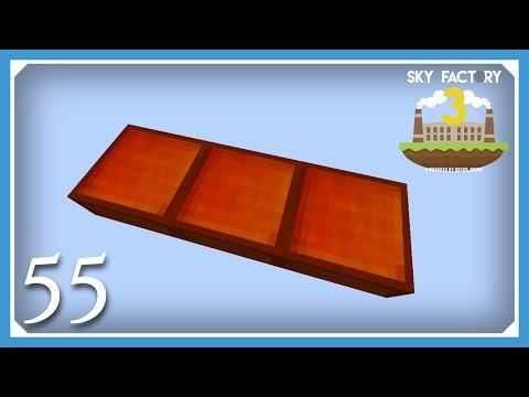 FTB Sky Factory 3 | Chaotic Solar Panels! | E55 (Modded Skyblock Minecraft 1.10.2)