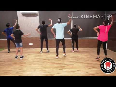 Trending Nakhra || Amrit Maan || Kids Batch || Fitpro Fitness Studio || First Love Bhangra