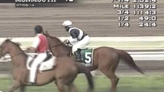 2014 United Nations Stakes - Main Sequence