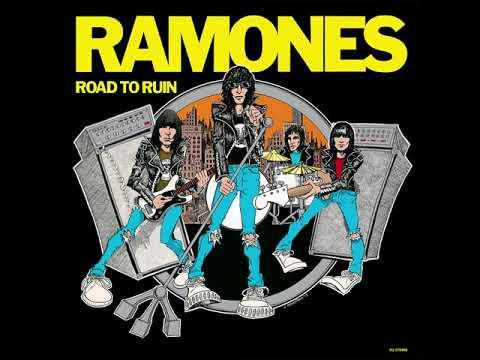 road to ruin the ramones