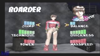 PS1 Classics - Cool Boarders 2 [Longplay]