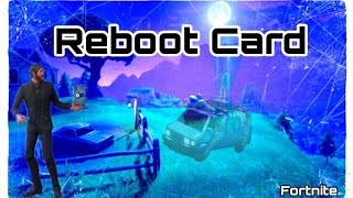 Reboot card - fortnite #3