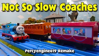 Tomy Not So Slow Coaches