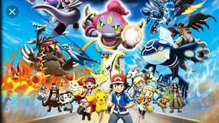 Pokemon Movie 18 : Chiếc vòng ánh sáng của siêu ma Thần Hoopa
