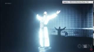 WWE 2K18- L'entrée de Bobby Roode