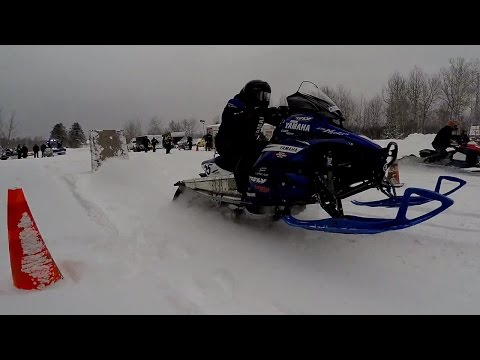 2017 Masters Racing Circuit Snow Drag Season Opener | Just Snowmobiles