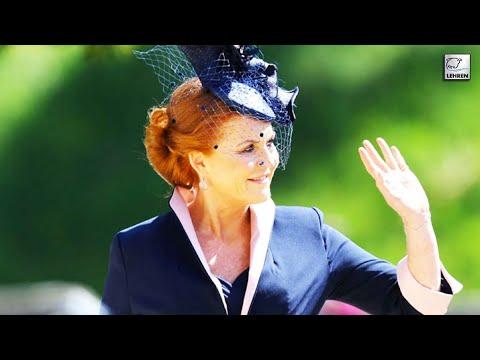 Sarah Ferguson - Duchess Of York | Life Behind Royalty