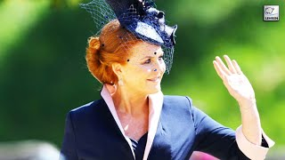 Sarah Ferguson - Duchess of York | Life Behind Royalty