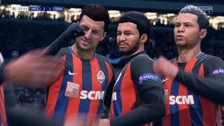 UEFA Champions League Highlights       Manchester City vs Shakhtar Donetsk    (7.11.2018)