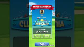 Golf clash game crash