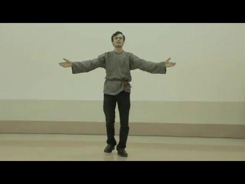 Обучение русскому народному танцу, плясу (Урок 2)