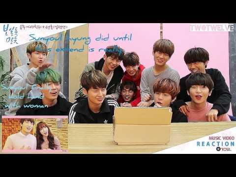 [ENGSUB] Yuju (GFRIEND), Sunyoul (UP10TION)_CHERISH M/V U10T Reaction