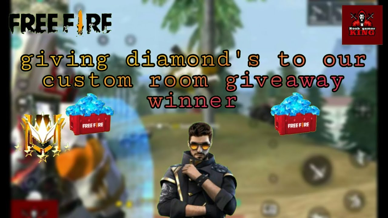 Celebration of 50 subscribers giving 50 diamond to our custom room giveaway winner