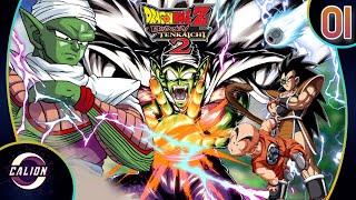 DragonBall Z Budokai Tenkaichi 2 - Mode Histoire #1 : Les Saiyens [100%]