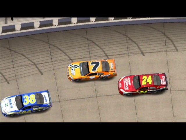NASCAR The Game - Inside Line | Gameplay | A Very Glitchy Game...