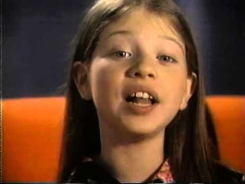 Michelle Trachtenberg .Age 11. 1996