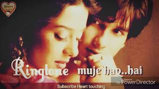 Mujhe haq he - new Bollywood song ringtone - Film - ( vivaaha )