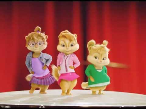 Chipettes - I Will Always Love You (Whitney Houston)