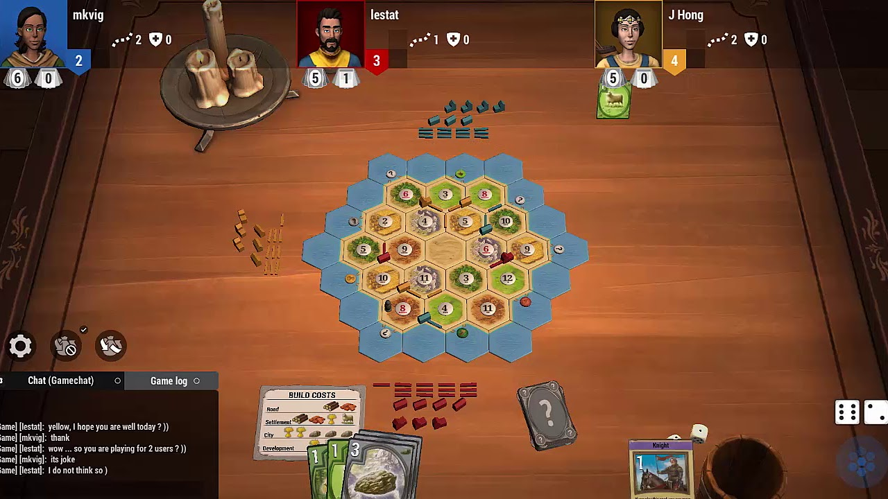 settlers of catan online multiplayer