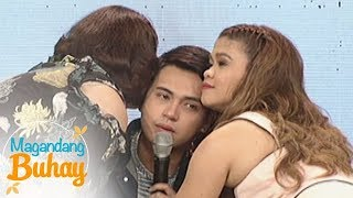 Magandang Buhay: Momshies can't hold their tears back as Marlo gives a message to his mom