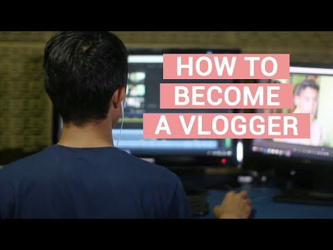 [Start-it-up] How To Become a Vlogger