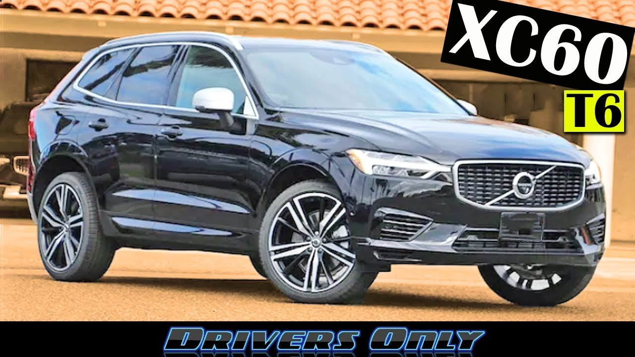 2019 Volvo Xc60 T6 R Design Best Compact Luxury Suv