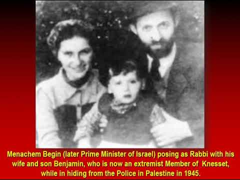 The rapid Zionist colonisation of Palestine