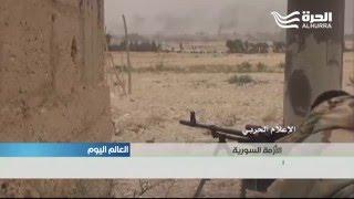 الجيش السوري يطرد داعش من  تدمر   ويتوعد باستعادة الرقة ودير الزور