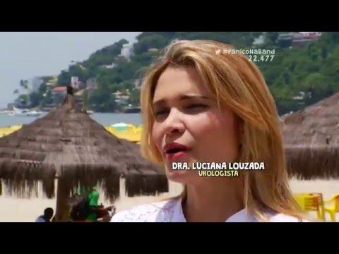 PÂNICO TESTES: UROLOGISTA GATA DEDA LUCAS SALLES NA PRAIA