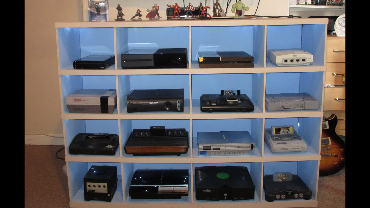 Retro Gaming Console Collection 2   YouTube