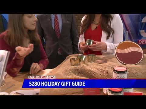 5280 Holiday gift guide