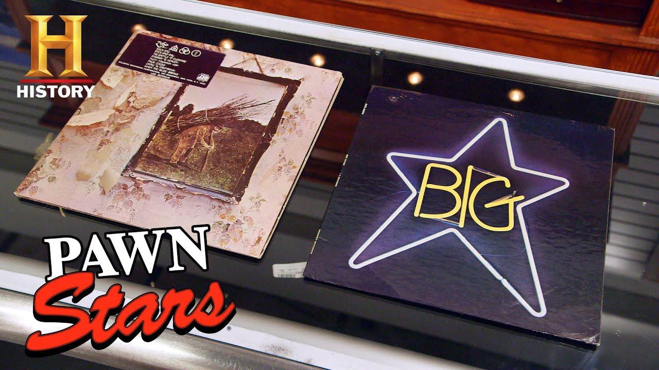 Download Pawn Stars: CHUM'S ROCKIN' FINDS (Led Zeppelin & Big Star Albums) (Season 18)