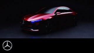 Concept A Sedan – Trailer – Mercedes-Benz original thumbnail