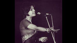 Shesh koro na shurute khela by Runa Laila    Modern song    Photomix    Dedicated to MirroredDoll